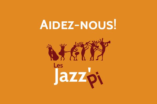 Aider les Jazz'pi